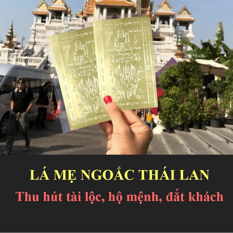Lá phép mẹ Ngoắc Thái Lan